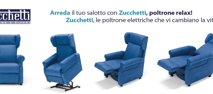 Poltrone Zucchetti: offerta poltrona motorizzata Benedetta gratis ...