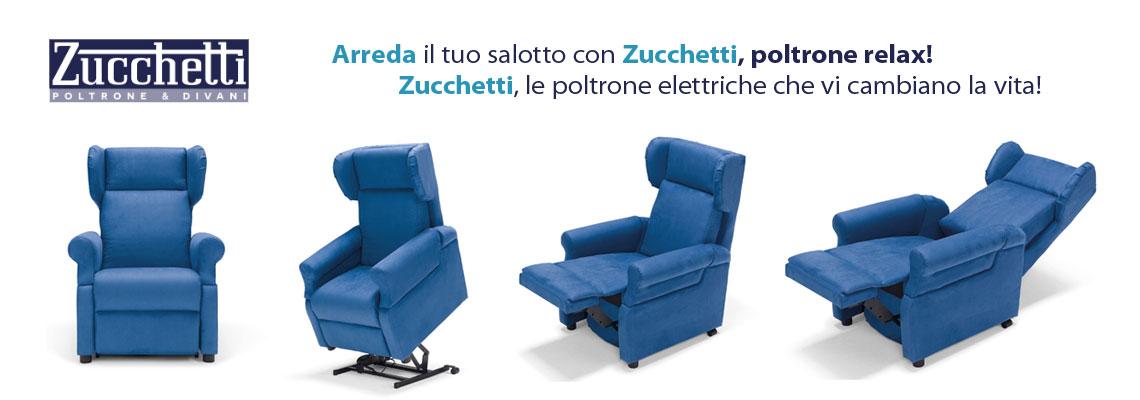 Zucchetti poltrone elettriche e divani ausili anziani e for Divano zucchetti